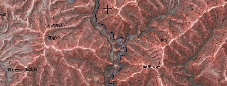 赤色立体地図が地理院地図で利用できる!