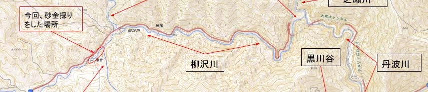 柳沢川 その1 2019.05.03